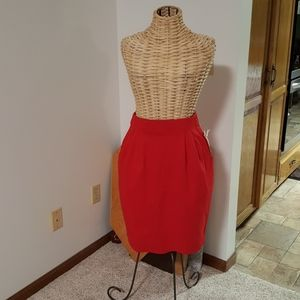 NEW! Vintage High Waisted Pencil Skirt Worthington